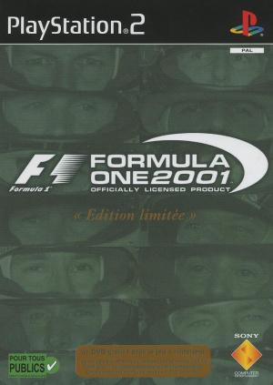Formula One 2001 sur PS2