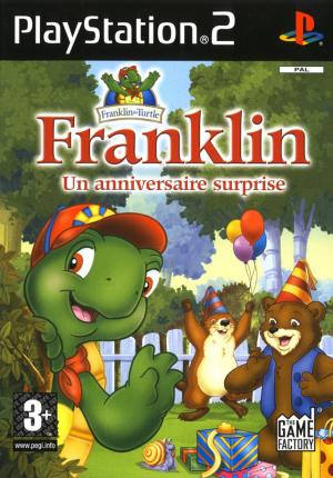 Franklin : Un Anniversaire Surprise sur PS2