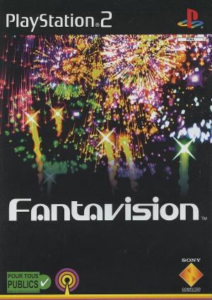 Fantavision sur PS2