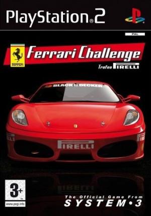 Ferrari Challenge sur PS2