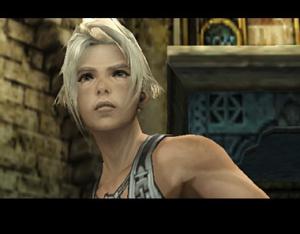 Vaan dans Dissidia 012 : Final Fantasy
