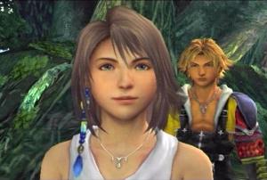 Final Fantasy X HD avec FF X-2?