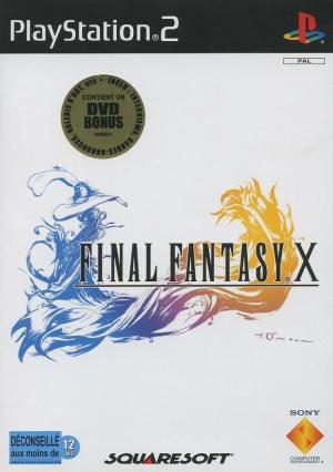 Final Fantasy X sur PS2