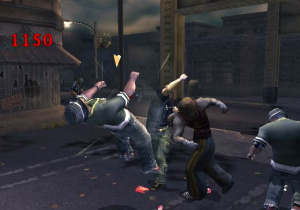 Final Fight : Streetwise - Playstation 2