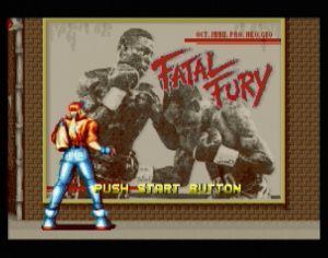 Fatal Fury Battle Archives Vol. 1