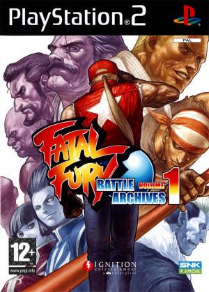Fatal Fury : Battle Archives Volume 1