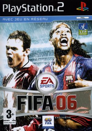 FIFA 06 sur PS2