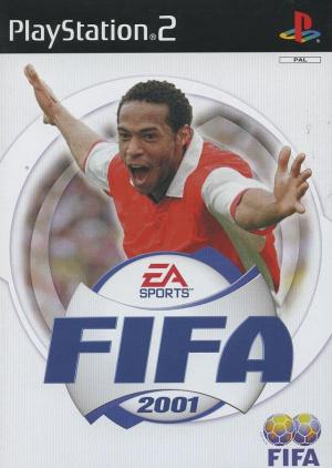 FIFA 2001 sur PS2