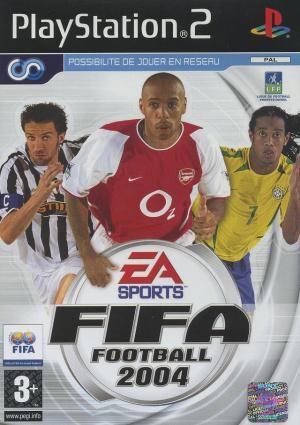 FIFA Football 2004 sur PS2
