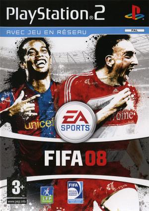 FIFA 08 sur PS2