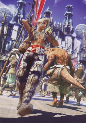 """Third Éditions présente """"La légende Final Fantasy XII & Ivalice"""""""