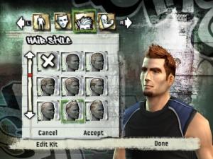 Images : FIFA Street 2 se met à dribbler