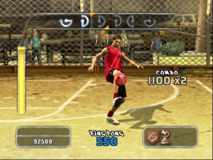FIFA Street 2 : la bande-son