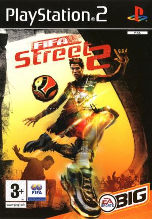 FIFA Street 2 sur PS2