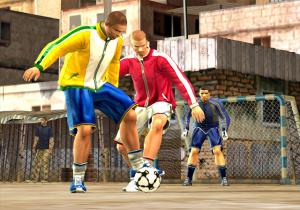 FIFA Street rentre dans le ghetto