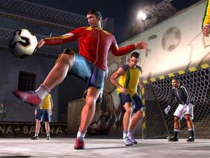 FIFA Street jongle de plus belle