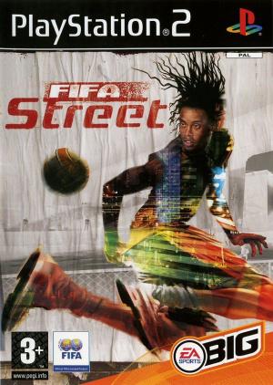 FIFA Street sur PS2
