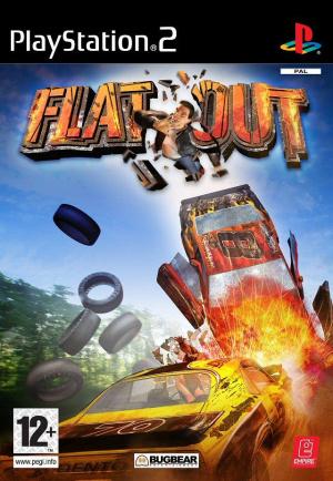 FlatOut sur PS2