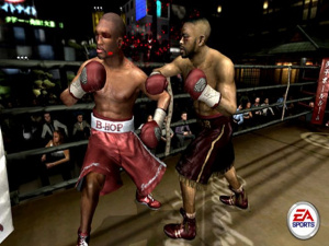 Fight Night : Round 2 monte sur le ring