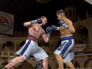 Images : Fight Night : Round 3 sur le ring