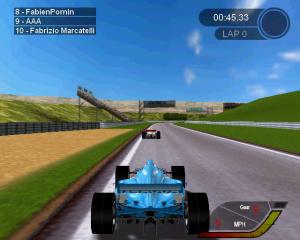 Formula Challenge sur la piste