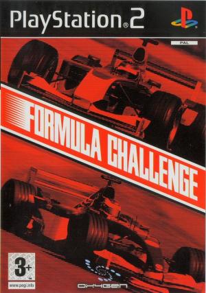 Formula Challenge sur PS2