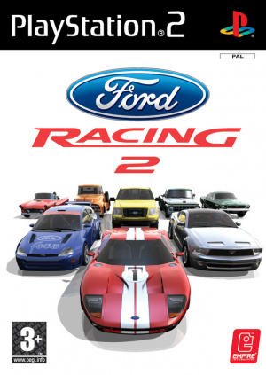 Ford Racing 2 sur PS2