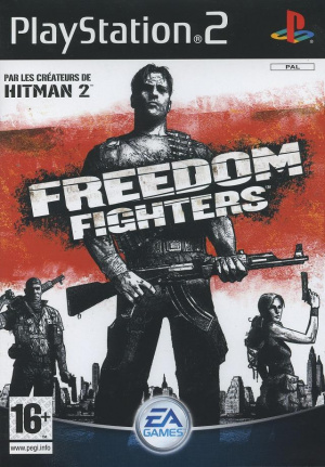 Freedom Fighters sur PS2