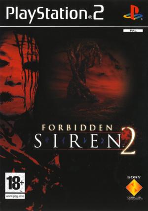 Forbidden Siren 2 sur PS2