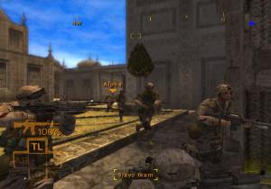 Full Spectrum Warrior sur PS2