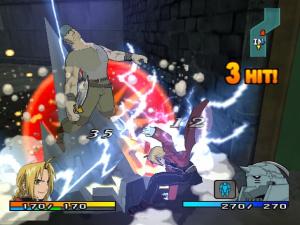 Fullmetal Alchemist 2 : Curse Of The Crimson Elixir - Playstation 2