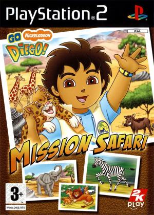 Go Diego ! Mission Safari sur PS2