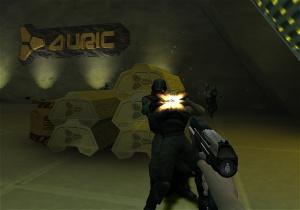 Rogue Agent : grosse artillerie