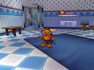 Garfield sur playstation 2 - Voix de garfield ...