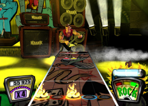 Guitar Hero II : interview Pleymo