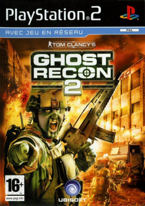 Ghost Recon 2 sur PS2