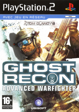 Ghost Recon Advanced Warfighter sur PS2