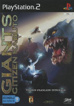 Giants : Citizen Kabuto sur PS2