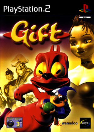 Gift sur PS2