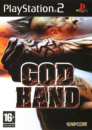 God Hand sur PS2