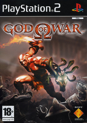 God of War sur PS2