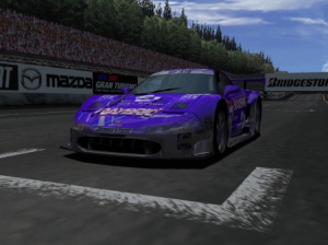 GT 3 aura son volant !