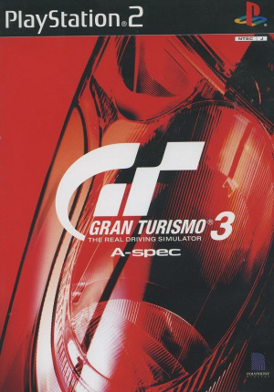 Gran Turismo 3 sur PS2