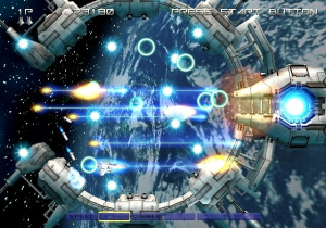 E3 : Gradius, 5ème round