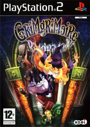 GrimGrimoire