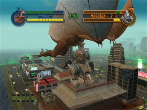 Godzilla : Save the Earth