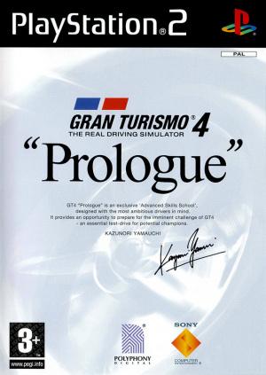 Gran Turismo 4 Prologue sur PS2