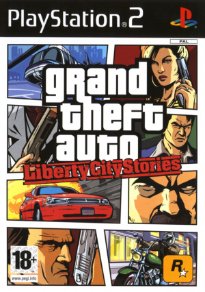 Grand Theft Auto : Liberty City Stories sur PS2