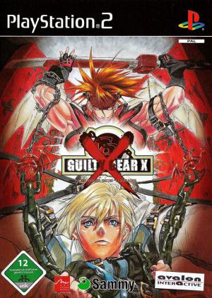 Guilty Gear X sur PS2