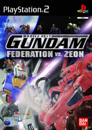 Mobile Suit Gundam : Federation vs. Zeon sur PS2
